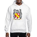 Gothic Billiards Sphinx Hooded Sweatshirt