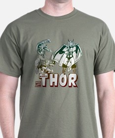 Marvel Comics Thor 3 T-Shirt