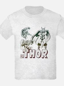 Marvel Comics Thor 3 T-Shirt