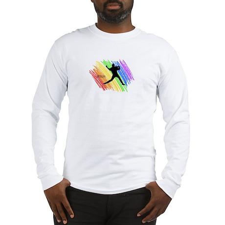 iAM Baseball Long Sleeve T-Shirt