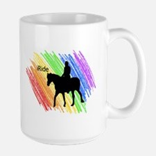 iAM a Horseback Rider Mugs