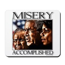 Missery Accomplished Mousepad