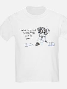 NH Why be good T-Shirt