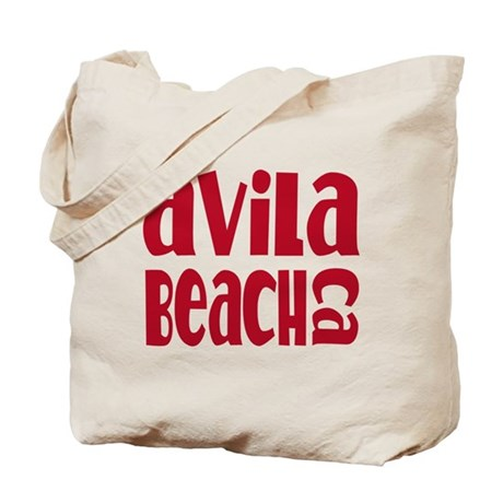 Avila Beach California Tote Bag