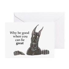 CBlk Why be Greeting Cards (Pk of 10)