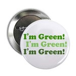 I'm Green! eco Environment Button