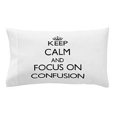 Unique Confusion Pillow Case