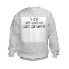 Geocaching Daddy Sweatshirt