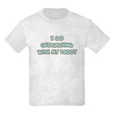 Geocaching Daddy T-Shirt