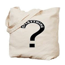 Question all Tote Bag