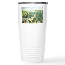18th cent. painting. Va Travel Coffee Mug