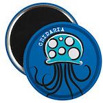 """Cnidarian 2.25"""" Magnet (10 pack)"""
