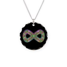 Infinity Psychedelic Symbol Necklace