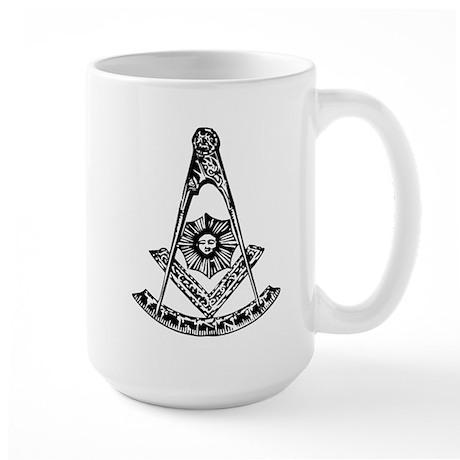 Masonic Large Mug