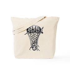 Lacrosse Negative Tote Bag
