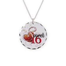 16th Birthday Necklace