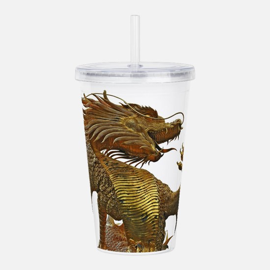 Unique Bold and the beautiful Acrylic Double-wall Tumbler