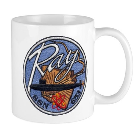 USS RAY Mug