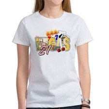 Vegas 21st Birthday Tee