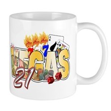 Vegas 21st Birthday Mug
