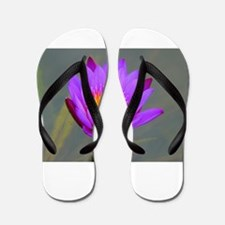 Cute Two image Flip Flops