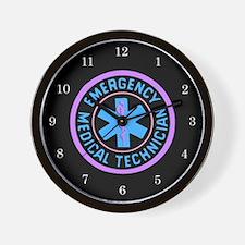 EMT Pastel Wall Clock