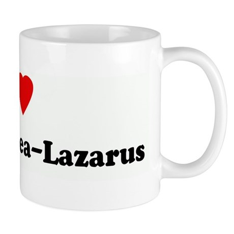 I Love Ian DeAndrea-Lazarus Mug