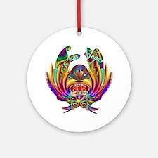 Vegas Queen 1 Ornament (round)