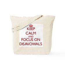 Cool Disavowal Tote Bag