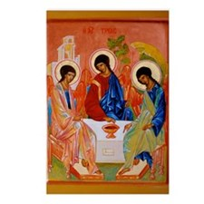 """""""Hospitality of Abraham"""" Postcards (Pack"""