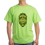 Rhode Island State Police Green T-Shirt