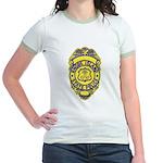 Rhode Island State Police Jr. Ringer T-Shirt