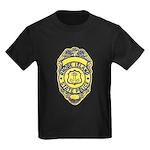 Rhode Island State Police Kids Dark T-Shirt