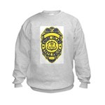 Rhode Island State Police Kids Sweatshirt