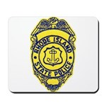 Rhode Island State Police Mousepad