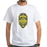 Rhode Island State Police White T-Shirt