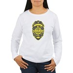 Rhode Island State Police Women's Long Sleeve T-Sh