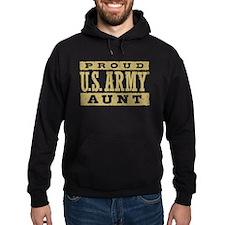 Proud US Army Aunt Hoodie