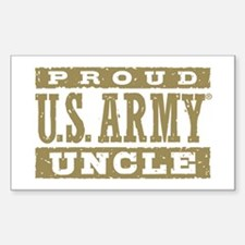 Proud U.S. Army Uncle Decal