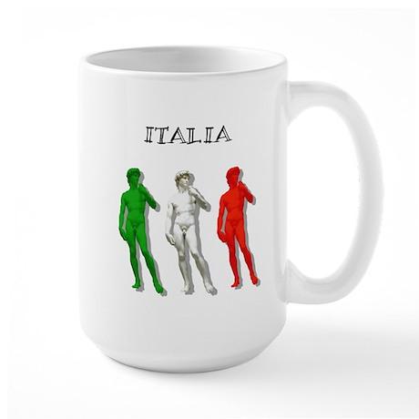 The David Michelangelo Large Mug