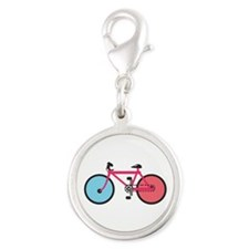 Bicycle Bike Transportation Charms