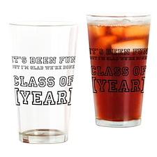 Graduation Year Personalize It! Drinking Glass