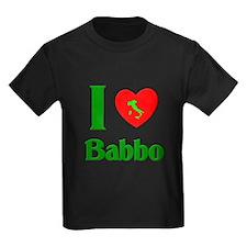 I (Heart) Love Babbo T