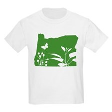 GreenOregon02 T-Shirt