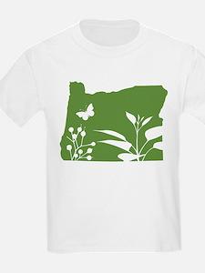 GreenOregon02 T-Shirt