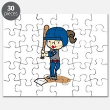 Girl Batter Puzzle