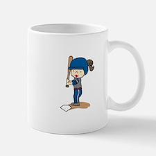 Girl Batter Mugs