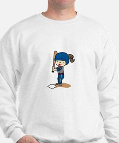 Girl Batter Sweatshirt