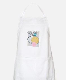 Just A Spritz Does The Trick! Apron