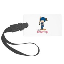 Batter Up! Luggage Tag